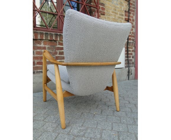 Fauteuil Ib Madsen & Acton Schubell 1960s